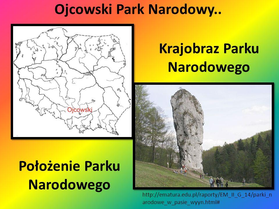 Parki na wyżynach chronią dwa różne, ale równie cenne krajobrazy..