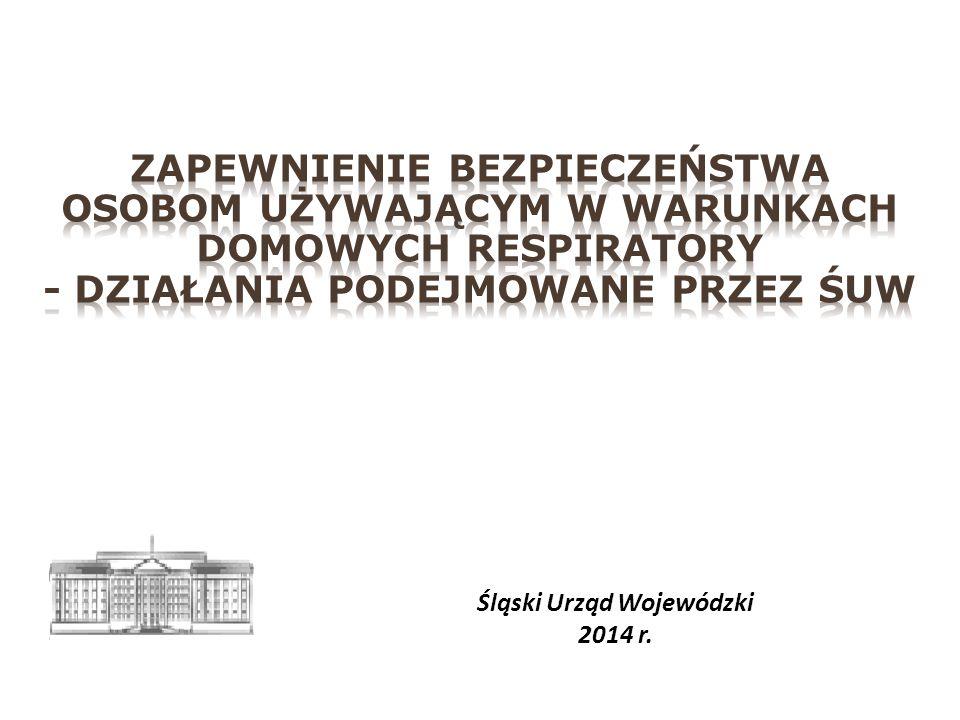 Śląski Urząd Wojewódzki 2014 r.