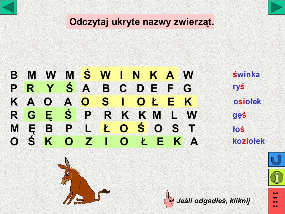 Utwórz imiona z sylab zapisanych na drzewku. Asia TosiaKasia Lusia Stasia Isia Aśka Tośka Kaśka Luśka Staśka Iśka