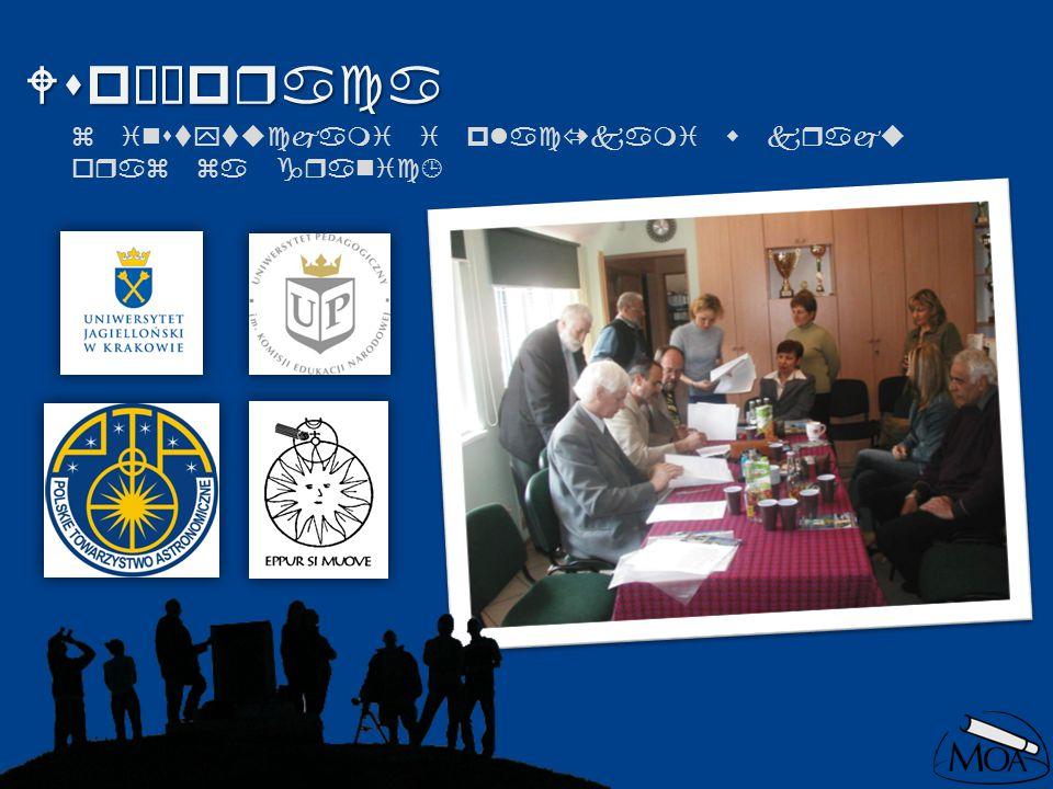 Współpraca z instytucjami i placówkami w kraju oraz za granicą