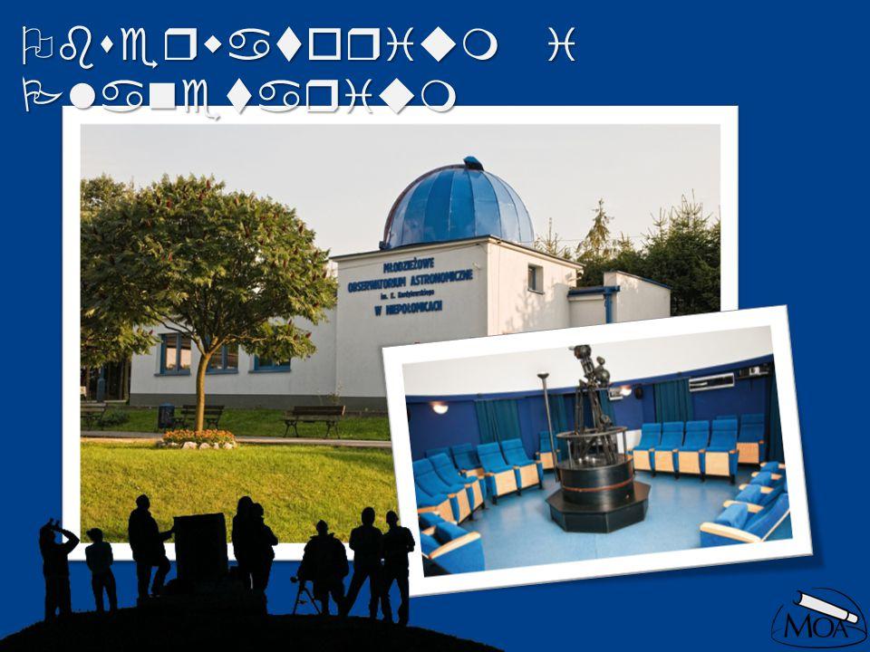 Obserwatorium i Planetarium