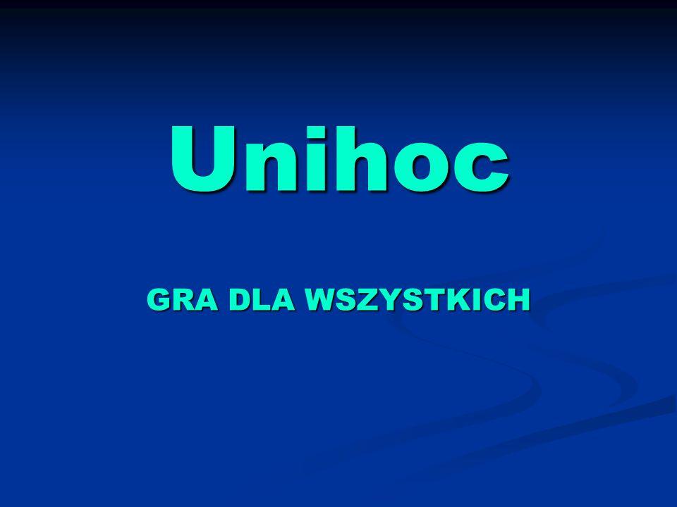 Unihoc GRA DLA WSZYSTKICH