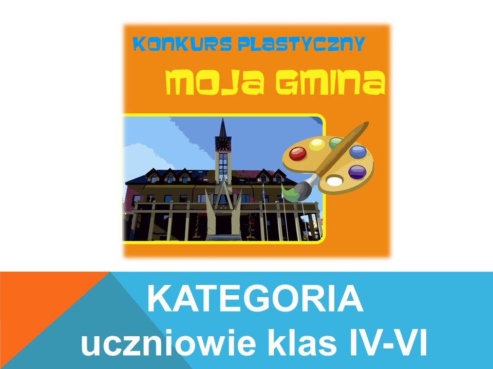 KATEGORIA uczniowie klas IV-VI