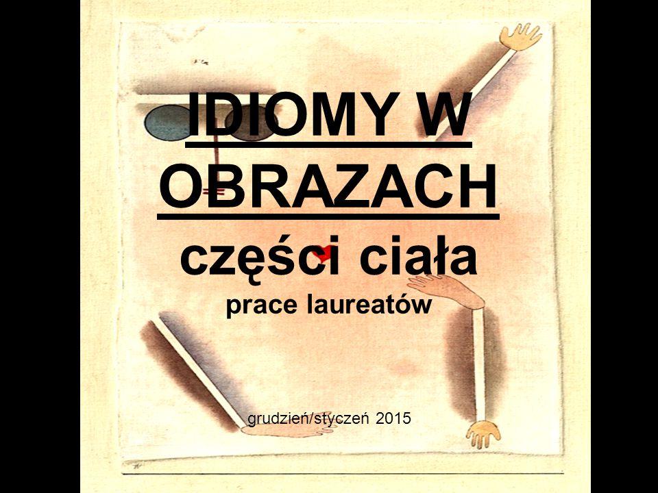 """III MIEJSCE – Natalia Konieczna """"heart in hand Szkoła Podstawowa nr 2 Wrocław"""