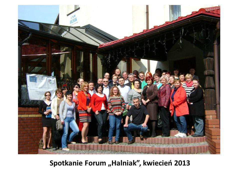"""Spotkanie Forum """"Halniak"""", kwiecień 2013"""