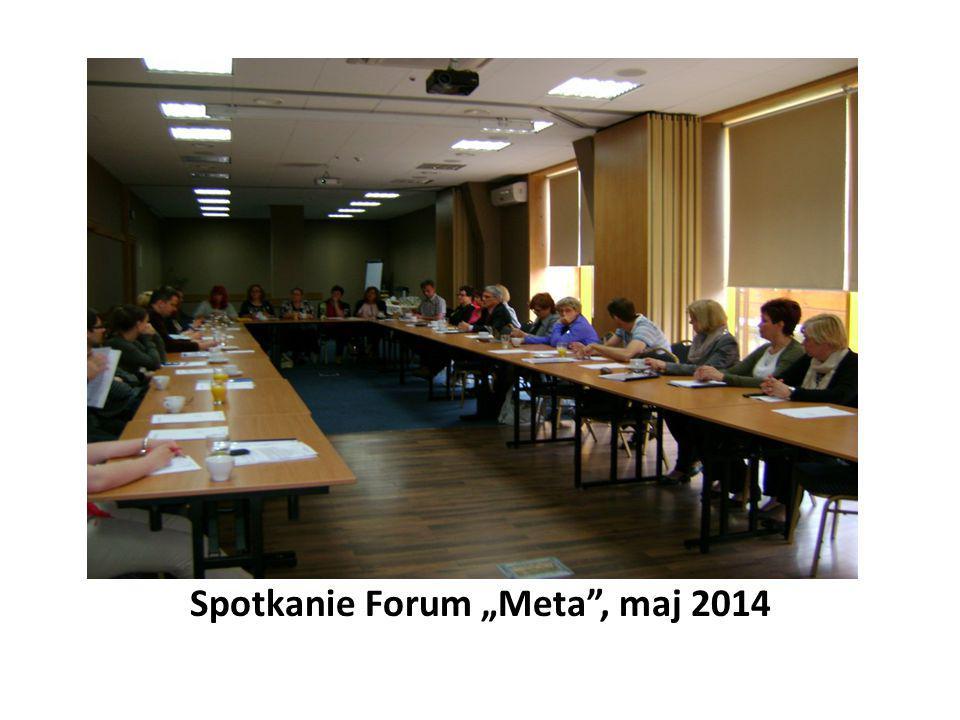 "Spotkanie Forum ""Meta"", maj 2014"