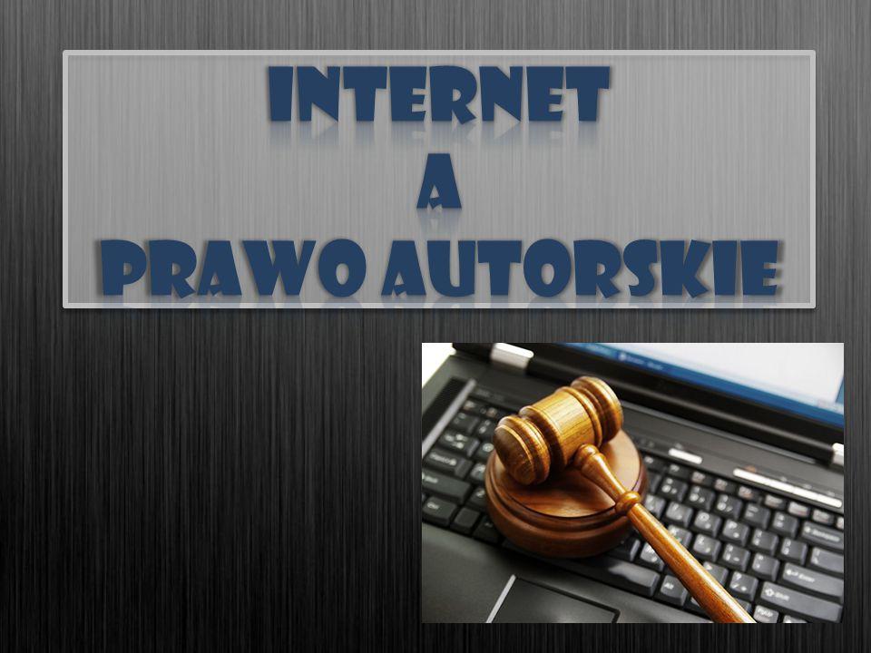 Czym jest prawo autorskie?Czym jest prawo autorskie.