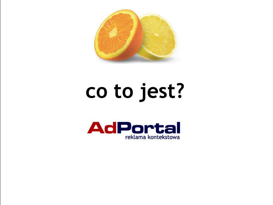 Strona 3 AdPortal | Senatorska 13/15, 00-075 Warszawa | tel.+48 22 829 65 21 | fax:+48 22 829 65 74 | www.adportal.pl | box@adportal.pl co to jest?