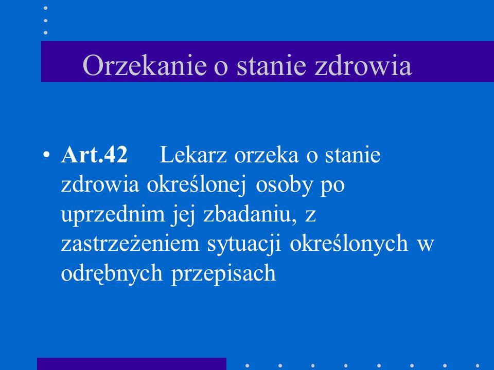 Ratowanie życia KK Art.
