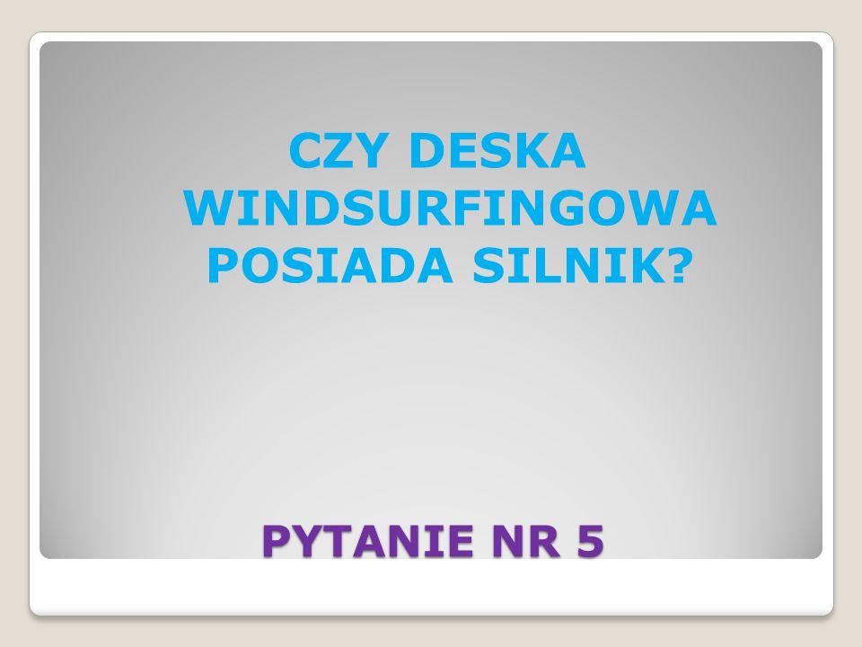 PYTANIE NR 15 CO TO JEST NOCKAUT?