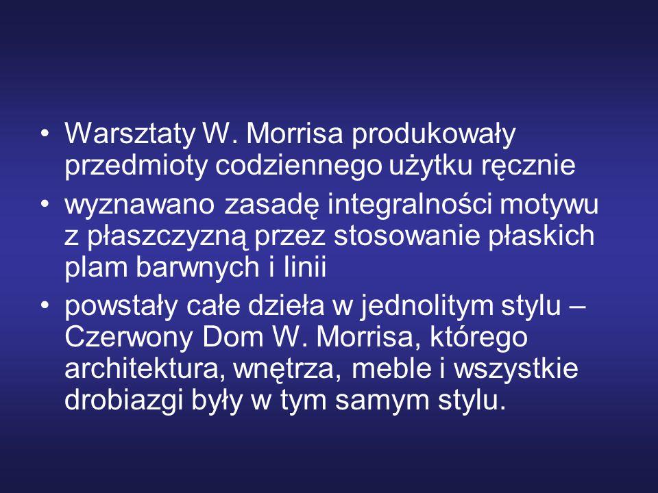 Warsztaty W.