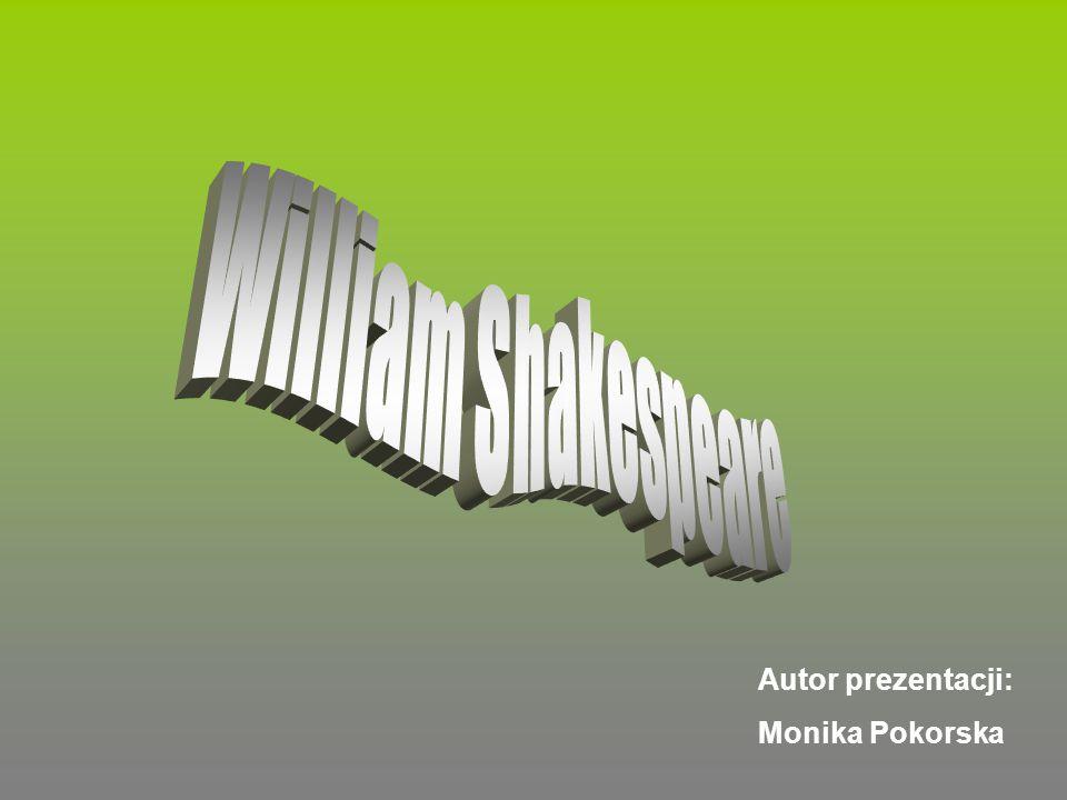 Autor prezentacji: Monika Pokorska