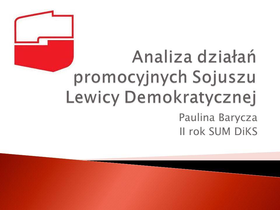 Paulina Barycza II rok SUM DiKS