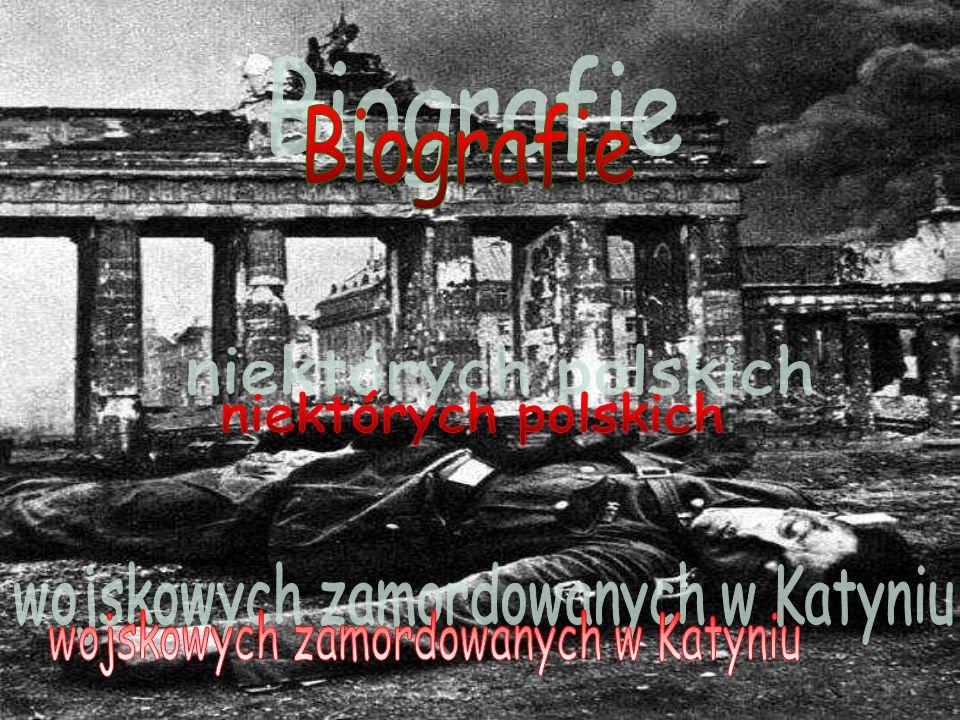 W czasie II wojny ś wiat. 1939–40 w obozie jenieckim wi ę ziono oficerów pol. (ok. 4 tys.), wzi ę tych do niewoli IX 1939 przez Armi ę Czerwon ą, któr