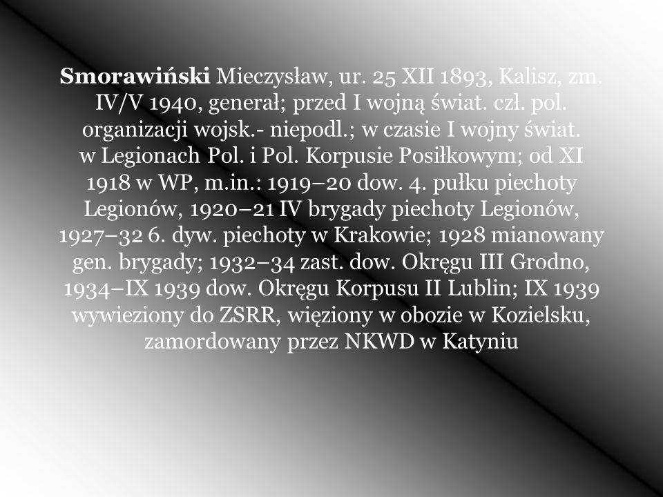 Jackowski Kazimierz, ur. 4 III 1886, Warszawa, zm. 1940, inżynier radiotechnik, major; jeden z pierwszych organizatorów służby radiotechn. w WP po I w