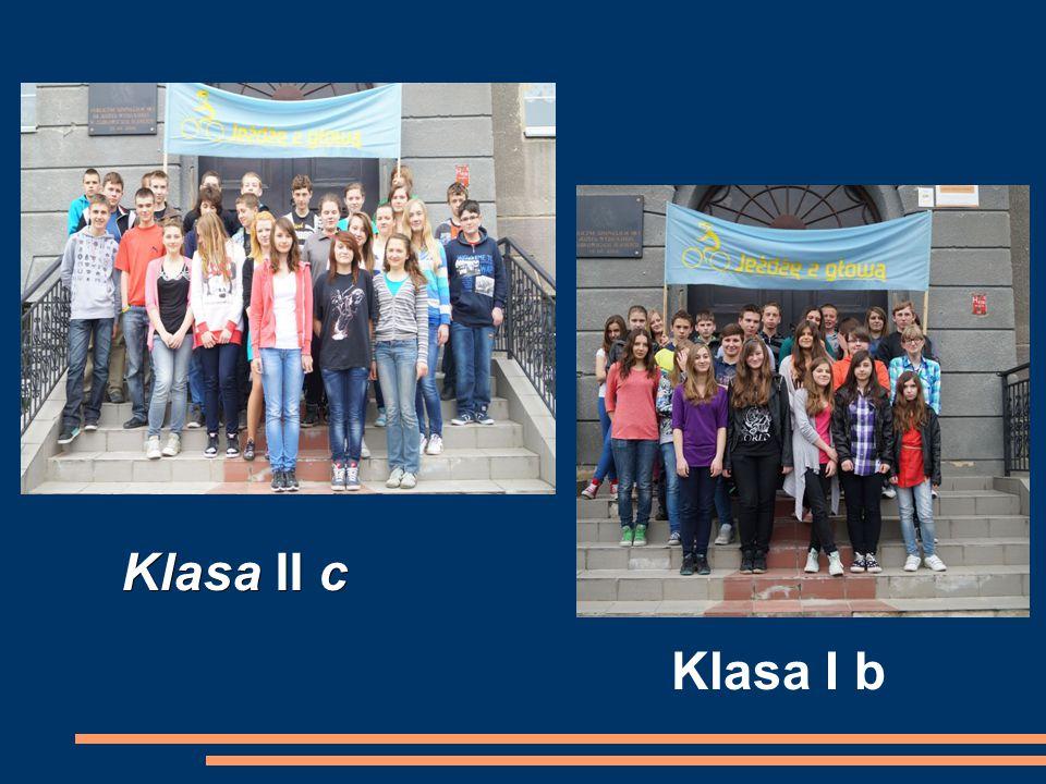 Klasa II c Klasa I b