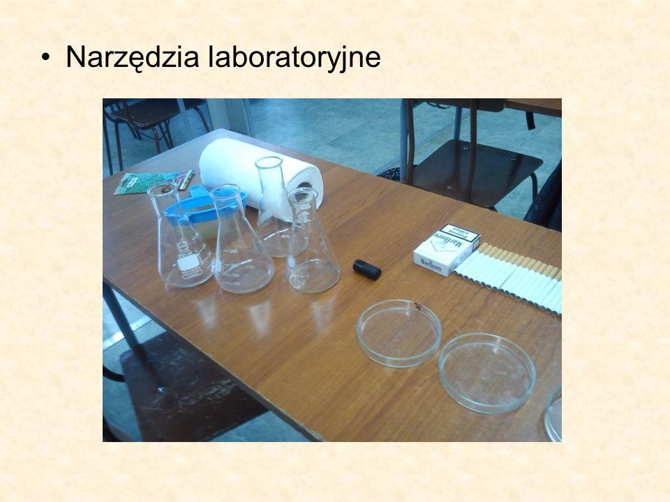 Narzędzia laboratoryjne
