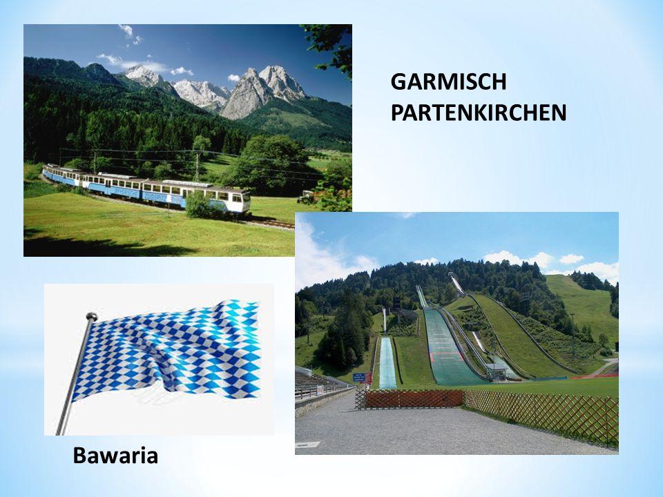GARMISCH PARTENKIRCHEN Bawaria