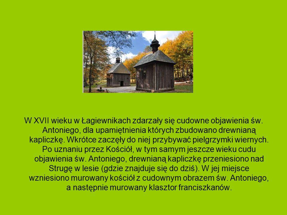 W XVII wieku w Łagiewnikach zdarzały się cudowne objawienia św.