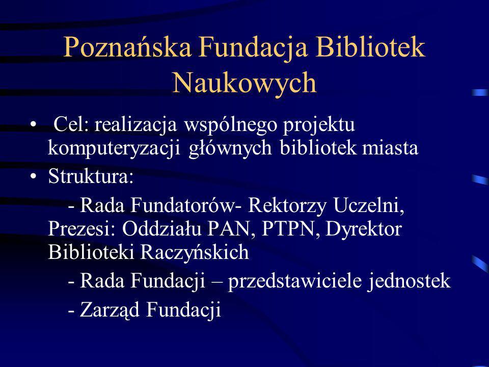 WSPÓŁPRACA BIBLIOTEK NAUKOWYCH MIASTA POZNANIA – doświadczenia i projekty Artur Jazdon Biblioteka Uniwersytecka w Poznaniu
