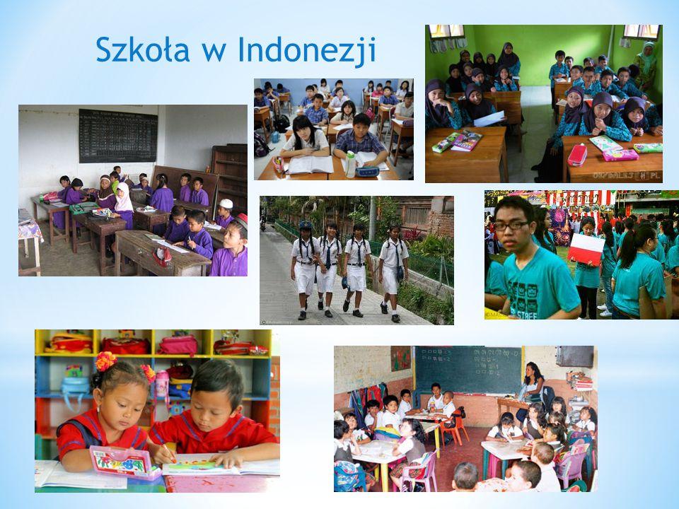 Szkoła w Indonezji