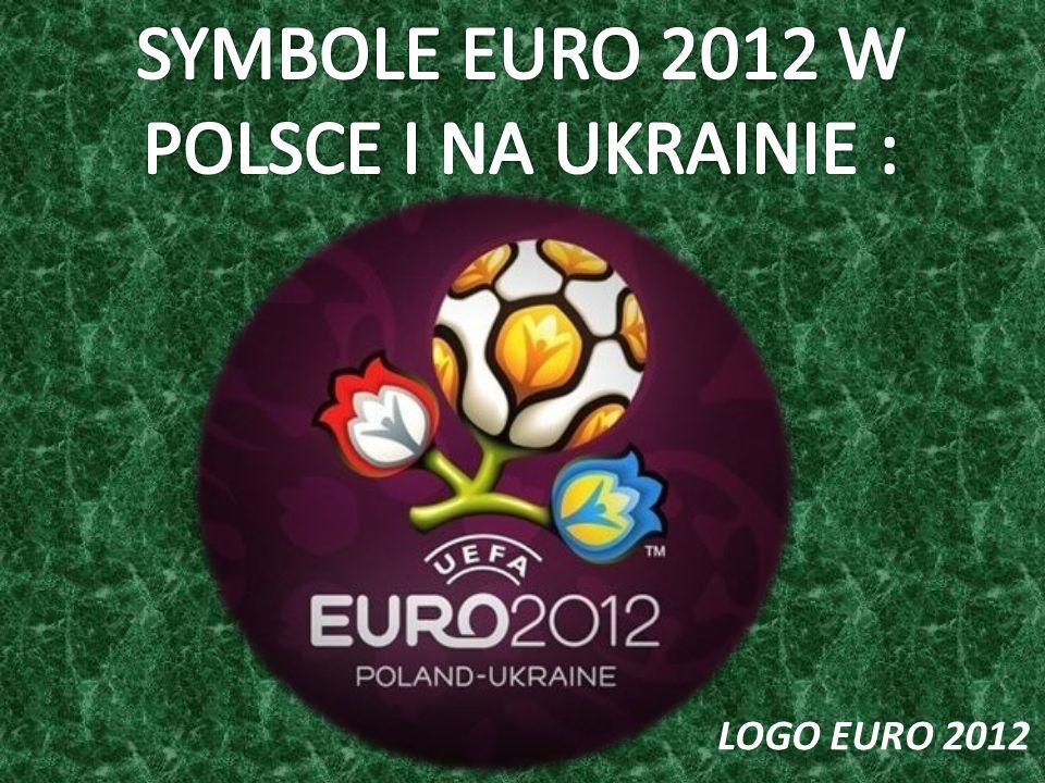 LOGO EURO 2012