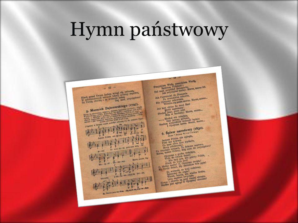 Hymn państwowy