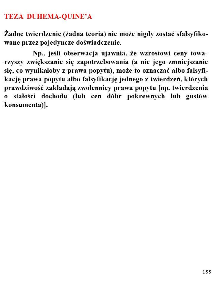 """154 Falsyfikacjonizm NAIWNY i WYRAFINOWANY """"Późny Popper nie jest """"FALSYFIKACJONISTĄ NAIWNYM , lecz """"FALSYFIKACJONISTĄ WYRAFINOWANYM ."""