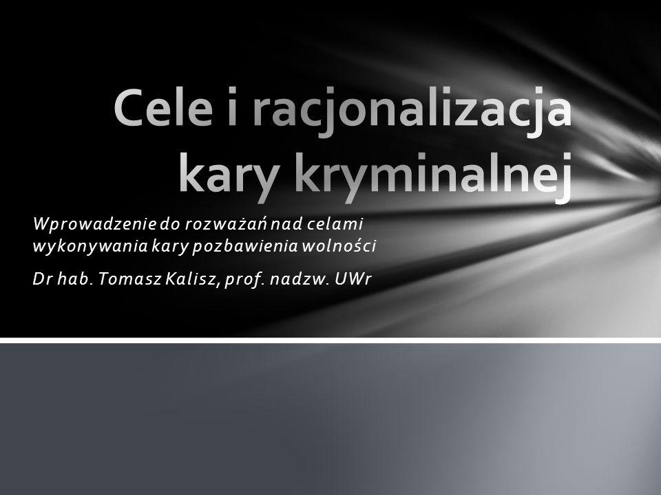 w modelowym układzie zastosowana kara, ma zatem odzwierciedlać zracjonalizowane przez sąd różne cele prawne sankcji, wynikające z ustawowych dyrektyw jej wymiaru, w konfiguracji każdorazowo zindywidualizowanej przez pryzmat konkretnego sprawcy (zasada indywidualizacji art.