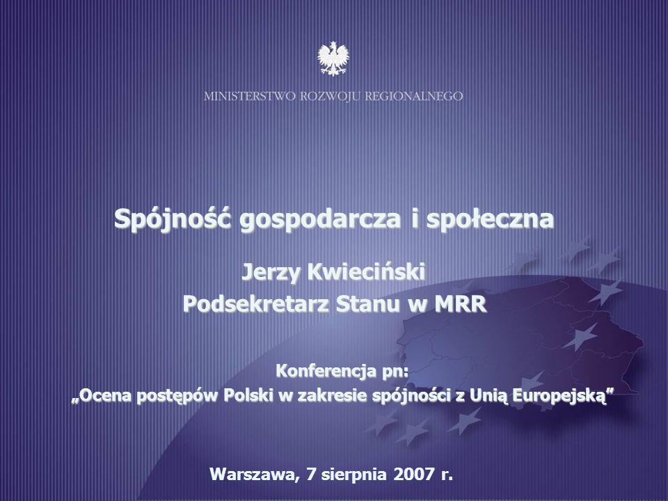 1 Warszawa, 7 sierpnia 2007 r.