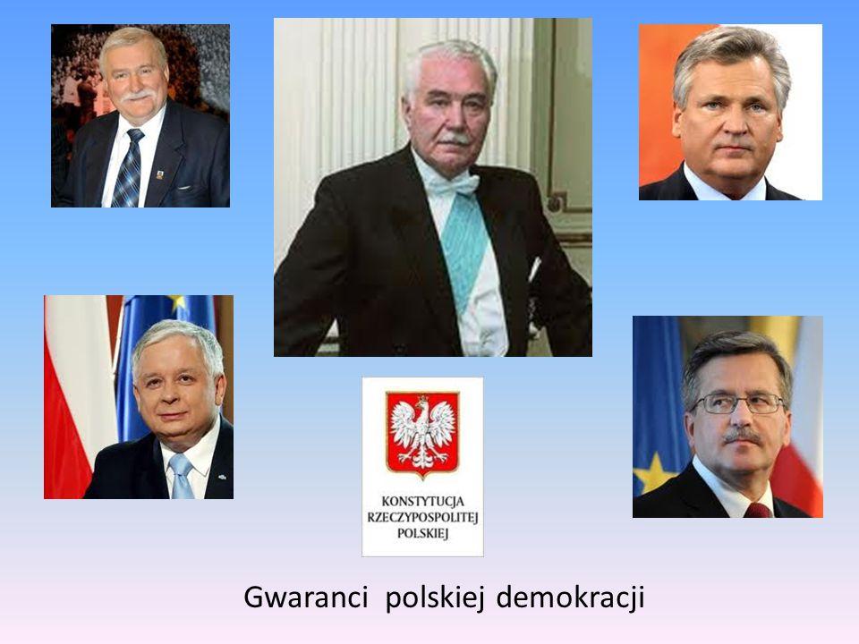 Gwaranci polskiej demokracji