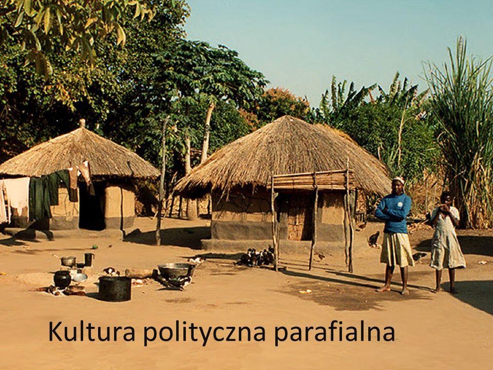 Kultura polityczna parafialna