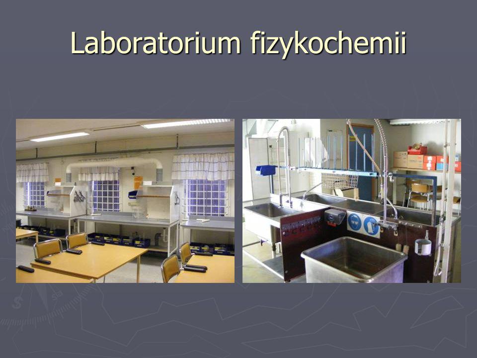 Laboratorium fizykochemii