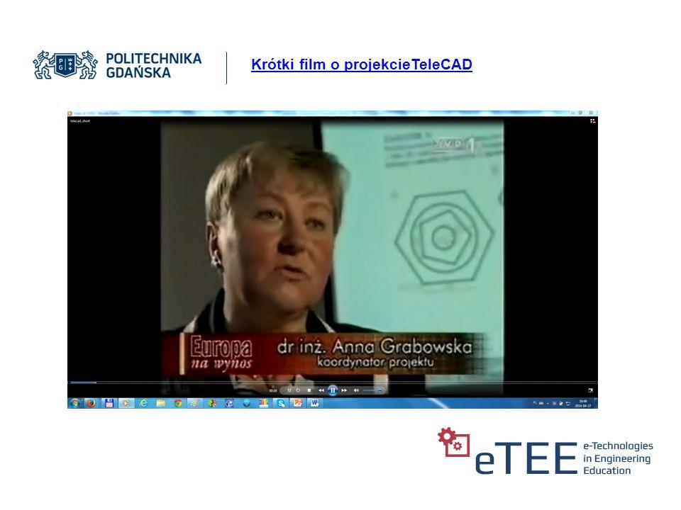 Krótki film o projekcieTeleCAD