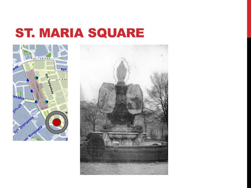 ST. MARIA SQUARE