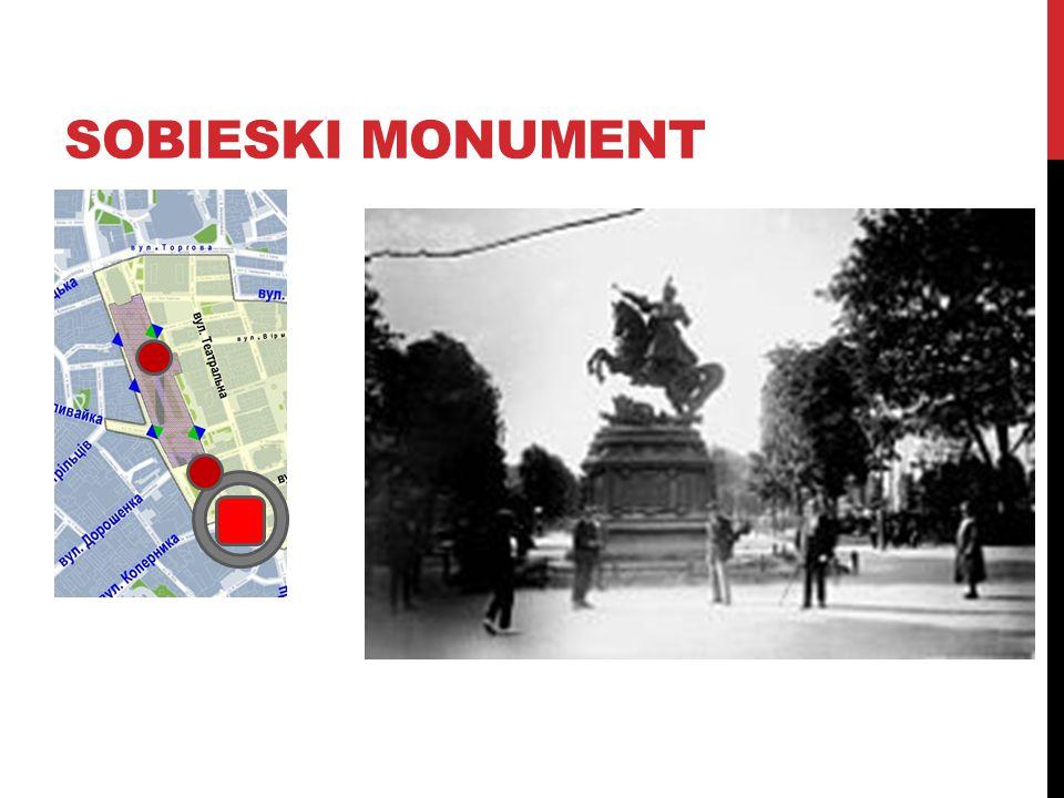 SOBIESKI MONUMENT