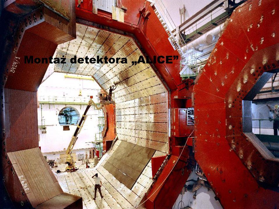 ok. 100m CERN - życie nad... i pod ziemią