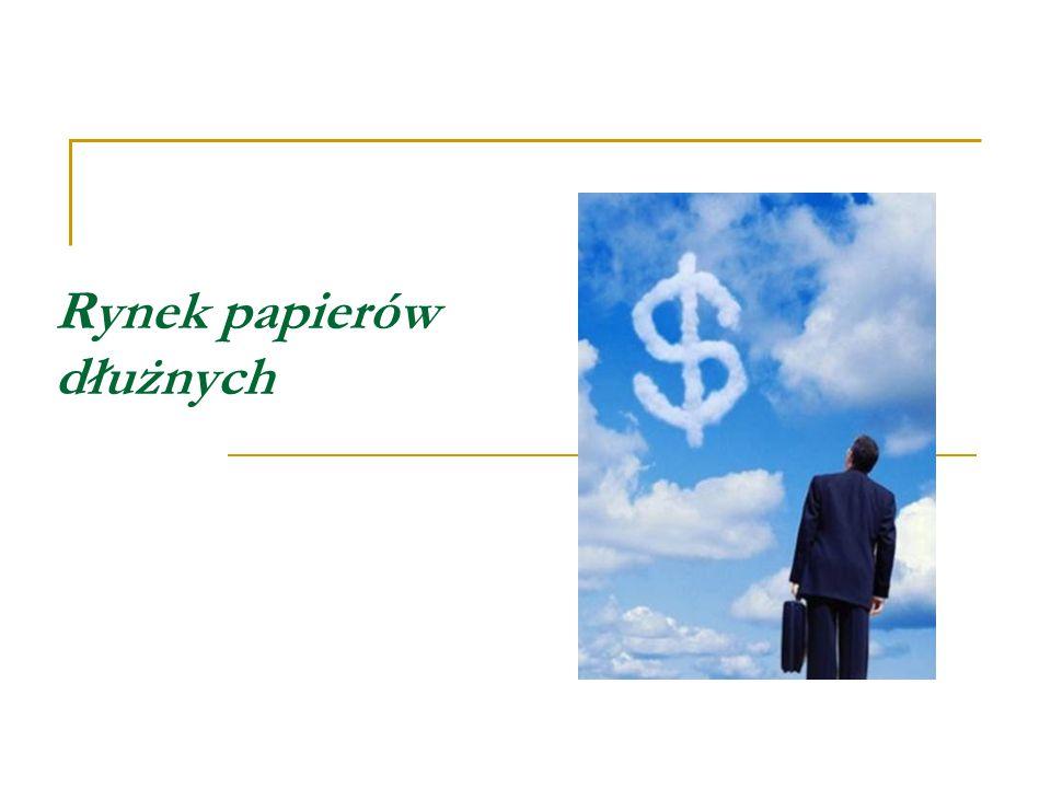 Rynek papierów dłużnych