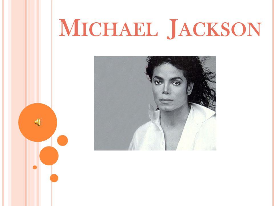Kilka słów o Jacksonie … Michael Jackson urodził się 29 sierpnia 1958r.