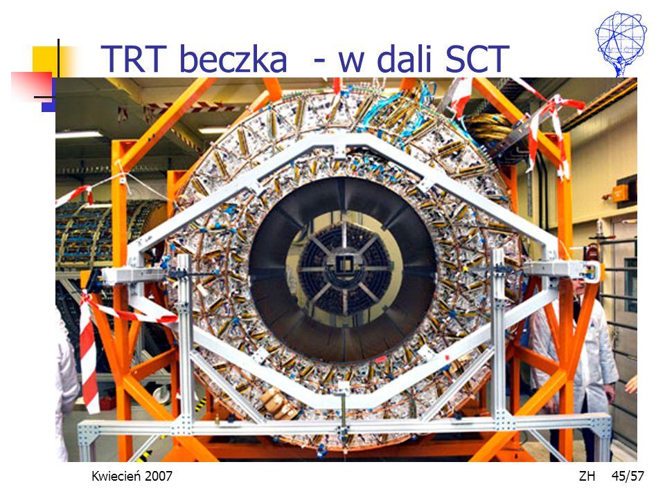Kwiecień 2007 ZH 45/57 TRT beczka - w dali SCT