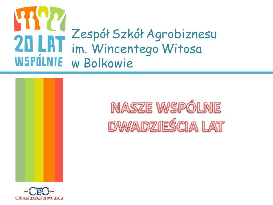 Zespół Szkół Agrobiznesu im. Wincentego Witosa w Bolkowie