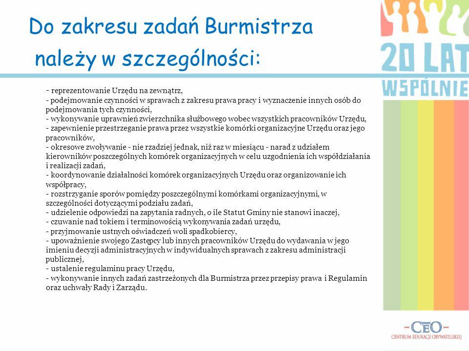 Propozycje do zrealizowania w latach 2008- 2013 W roku 2008 zrealizowano m.in.: 1)Budowa Sali gimnastycznej przy Gimnazjum im.