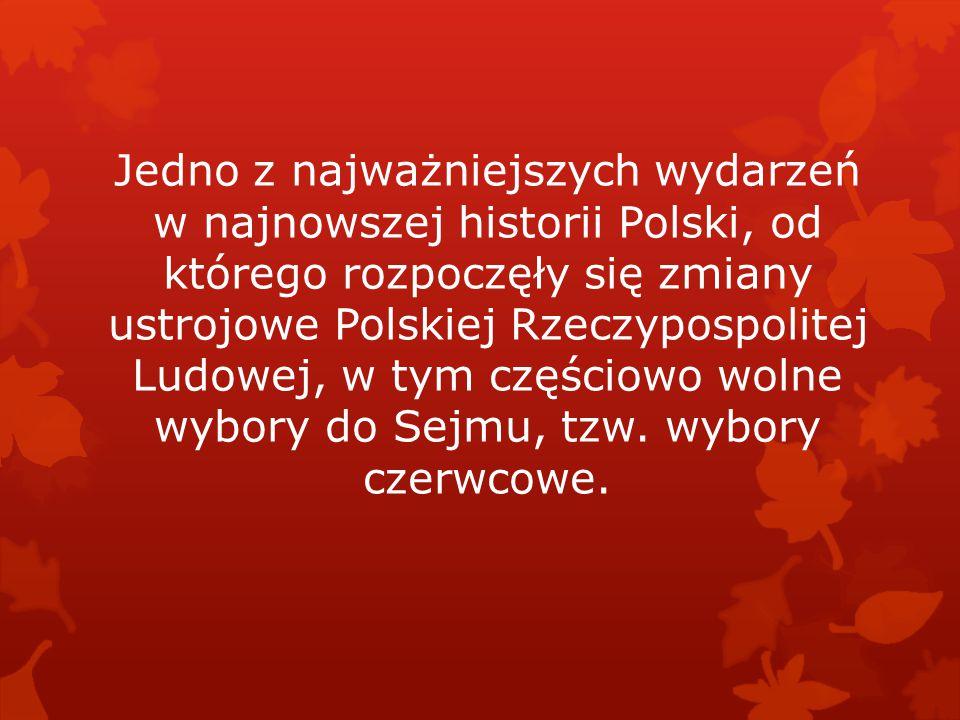 Obrady Okrągłego Stołu były to negocjacje prowadzone od 6 lutego do 5 kwietnia 1989 przez przedstawicieli władz PRL, opozycji solidarnościowej oraz ko