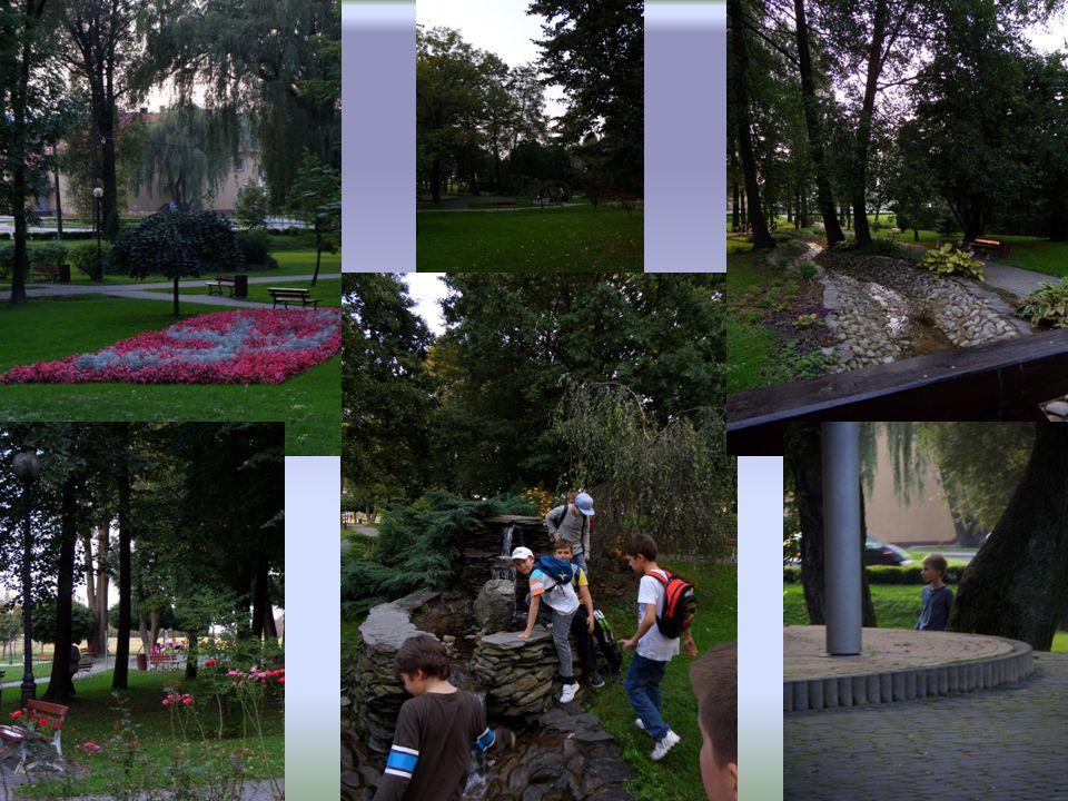 Uczniowie poznali kolejną bardzo ładną miejscowość nieopodal Żor.
