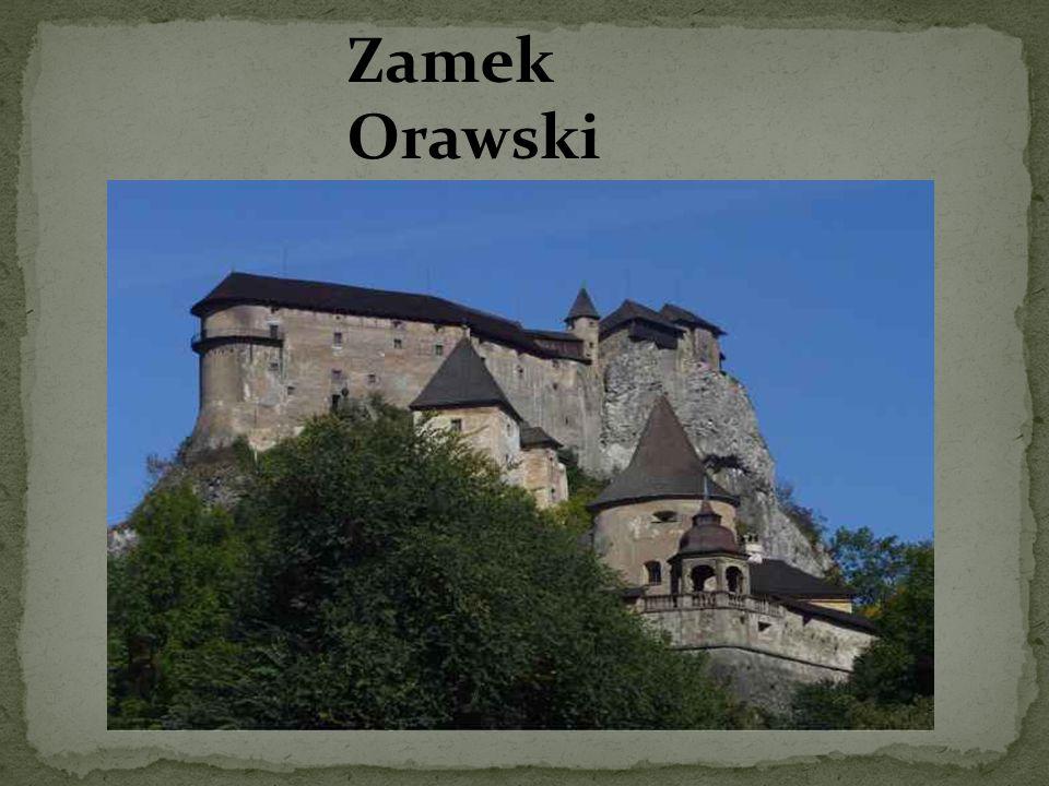 Zamek Orawski