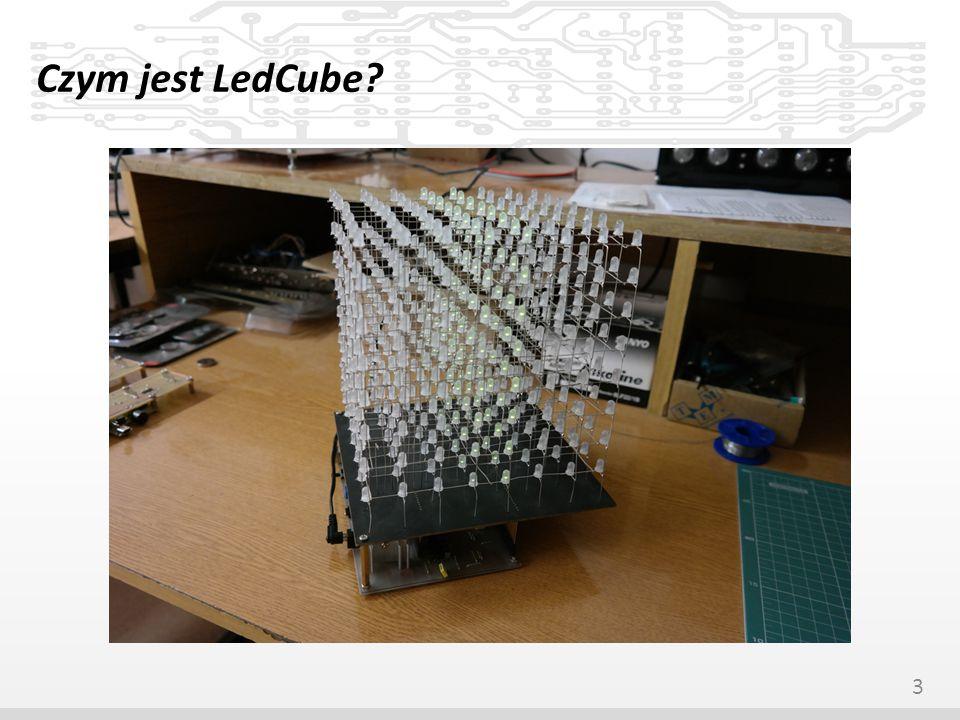 Projekt płytki PCB – płyta wyświetlacza 24