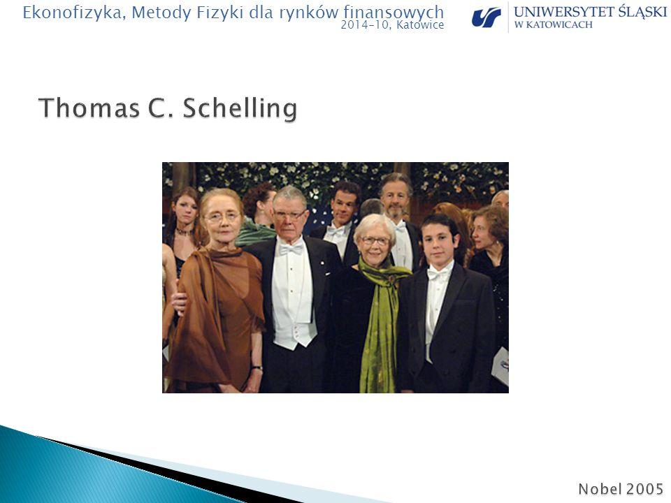 Ekonofizyka, Metody Fizyki dla rynków finansowych 2014-10, Katowice