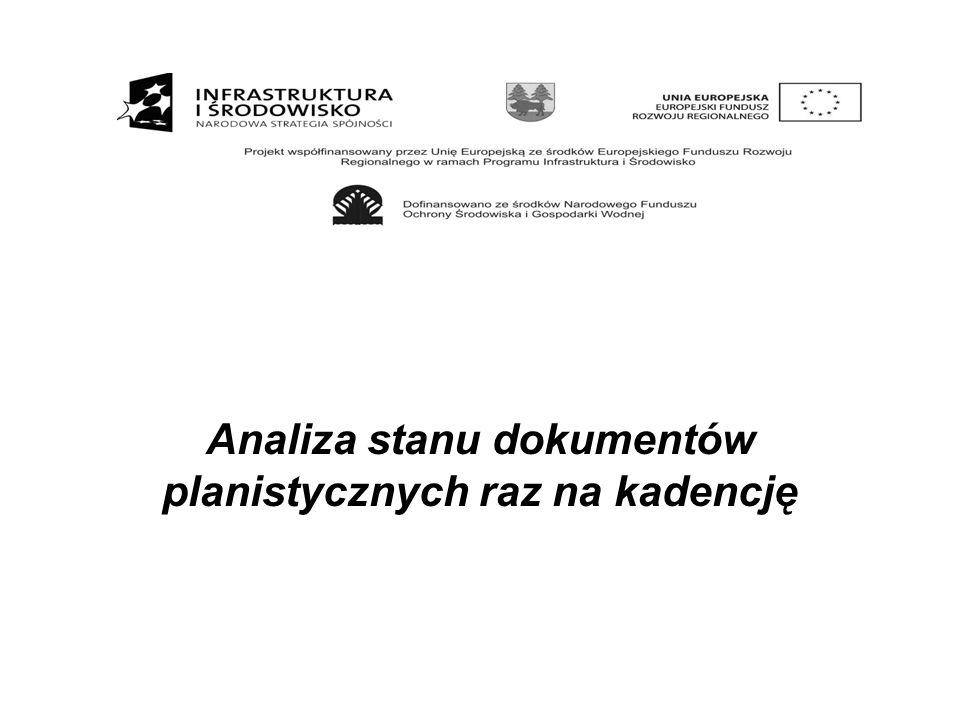 Znaczenie procedur związanych z planowaniem i zagospodarowaniem przestrzennym w rozwoju JST.