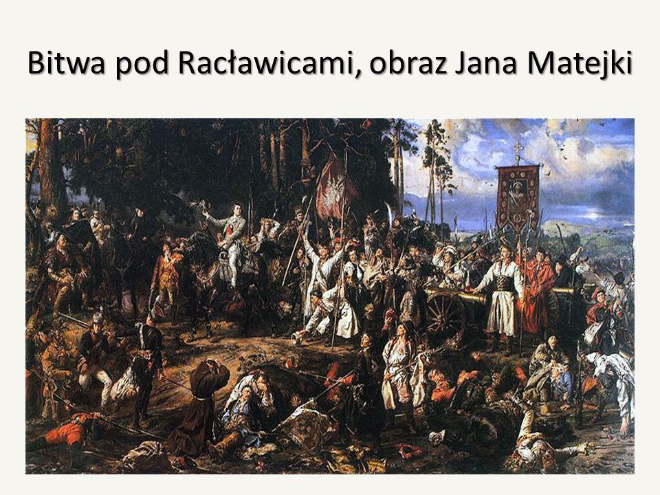 Bitwa pod Racławicami, obraz Jana Matejki