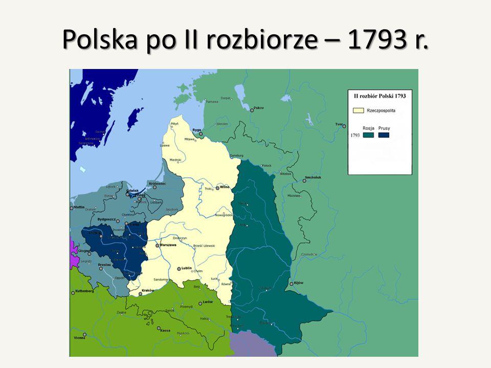 Przyspieszenie terminu wybuchu powstania kościuszkowskiego Sprawcą przyspieszenia terminu wybuchu powstania kościuszkowskiego był brygadier Antoni Madaliński (1739 – 1804), dowódca I Brygady Wielkopolskiej Kawalerii Narodowej.